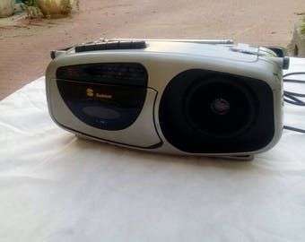 Cassette Player / AM/FM RADIO cassette recorder