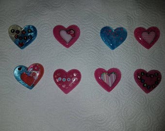 Hearts to show your love