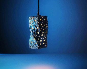 Hanging lamp, ceramic lamp, Lighting, Ceiling light, light fixture