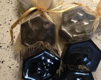 Honey Coffee Scrub Soap