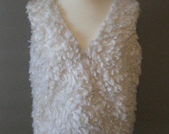 Rudi Gernreich Vintage Furry Vest