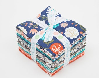 Heart and Soul Fat Quarter Bundle  from Riley Blake Designs