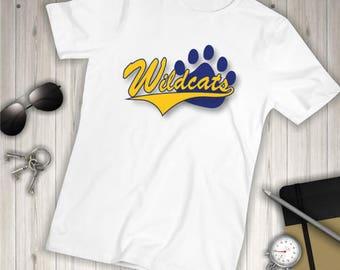 University of Kentucky Wildcats tee