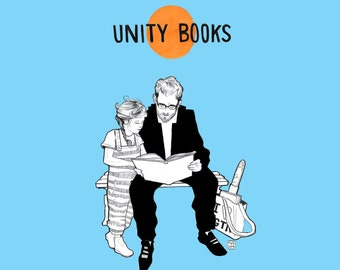 31 days in Wellington, day 26: Unity Books