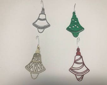 Custom ,Christmas tree ornaments.