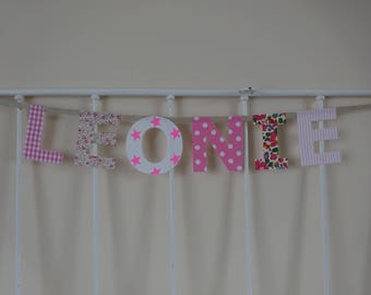 Garland name 6 letters Leonie