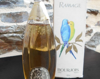 Vintage Ramage Perfume by Bourjois
