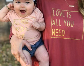 All You Need Is Love | Love Is All You Need