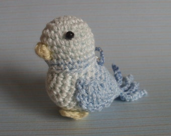 Amigurumi Bird Tutorial : Amigurumi seagull crochet pattern crochet pattern amigurumi