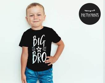 Big brother pregnancy reveal shirts, Pregnancy announcement second child, Soon to be big brother shirt, Big brother shirt toddler