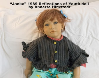 Janka Reflections of Youth Doll by Annette Himstedt
