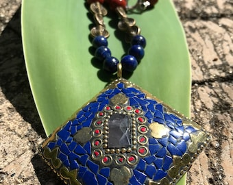 Imperial Goddess Necklace