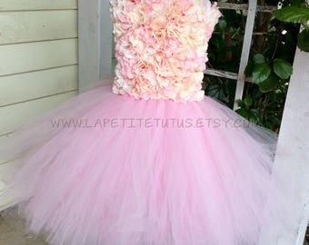 Double layer tutu dress, girls tutu, toddler tutu, pageant tutu, flower girl dress, tulle tutu, flower girl dress tulle, girl clothing