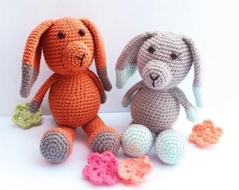 Amigurumi bunny,crocheted bunny,crocheted toy,babybunny