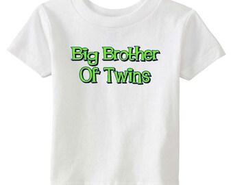 Big Brother of Twins Tee