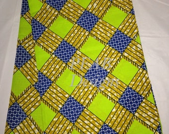 African Fabric Holland Supreme/African Prints/African Fabric/Crafts/African Clothing/ Ankara / Wax/ Holland Supreme Sold by yard