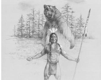 Big Bear-Print