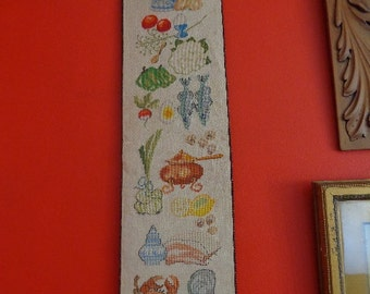 Vintage wall hanging!