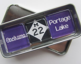 Onekama, Portage Lake, M22, Manistee, Frankfort, Point Betsie, Bear Lake, Crystal Lake, Beulah, Up North Michigan, Northwest Michigan