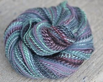 Repurposed - English Shetland 2-ply handspun yarn -