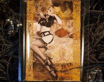 "Cards postcards ""Maison Close"" x 6"