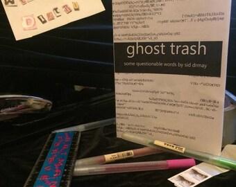ghosttrash perzine