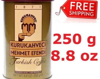 Mehmet Effendi Turkish Coffee 250 g