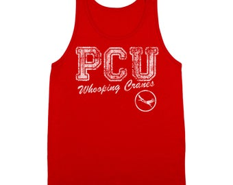 Pcu Whooping Cranes Funny 90S Movie College Tank Top DT0597