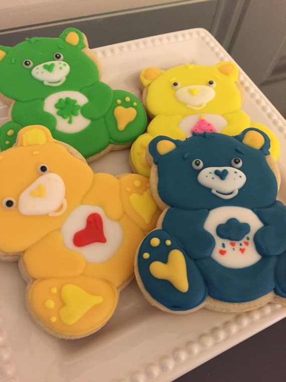 Care Bear Cookies