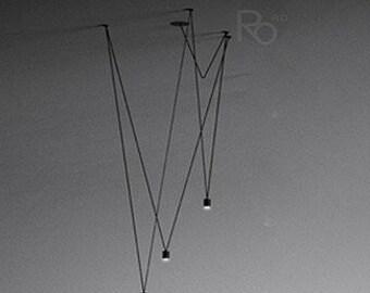 Hanging lamp Vibia