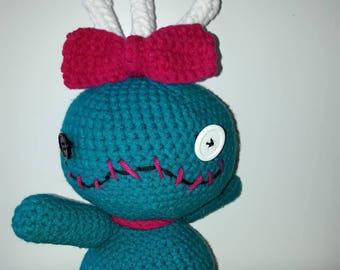 Scrump. The doll that Lilo has in the movie Lilo and Stitch