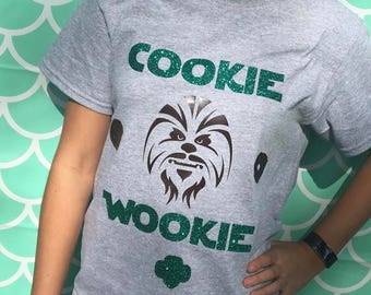 Girl Scout Cookie Wookie Shirt