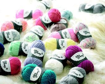 WYS Bo Peep Luxury Baby Yarn