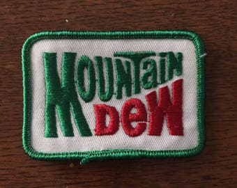 Mountain Dew Patch