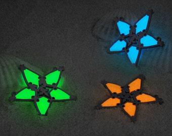 Glow in the Dark Wayfinder Necklace, Star Aqua, Terra, Ventus, Geekery, Geek Necklace, Glowing, Glow in the Dark, Friendship Necklace, Gamer