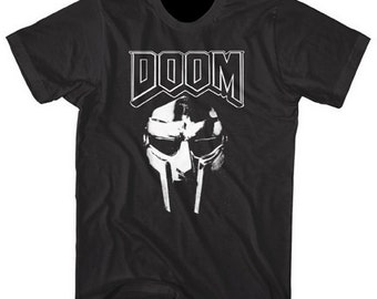MF DOOM Mens ultra soft ring spun T-Shirt
