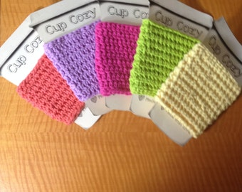 Cup Cozies!!