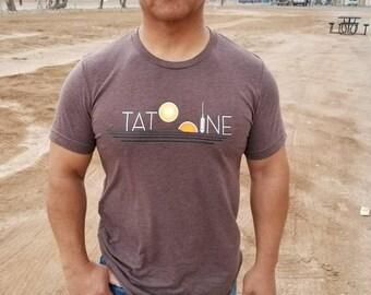 Tatooine shirt | star wars | adult shirt