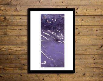 Poster Artistico 50x70cm Concept 5
