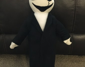 Gaster Plush from Undertale