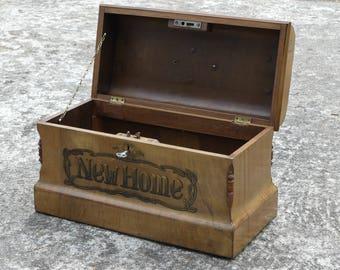 New home key box