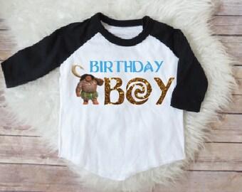 Maui birthday shirt, Maui birthday party, Maui matching family, Moana theme party, Hawaiian birthday, Hawaiian party