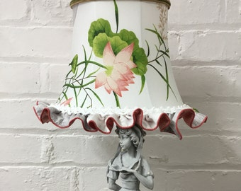 Lampshade 10 inch oval