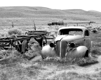 Ghost Town Transportation