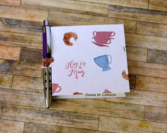 Sticky note holder, Coffee, Post a Note (5485)