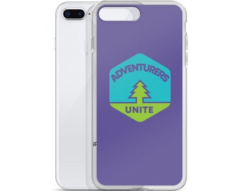 Adventurers Unite iPhone Case