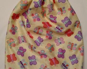 Wet bag / diaper bag / cloth diaper bag / baby gift under 15 / girl diaper bag / girl wet bag