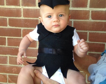 PETER Pan SHADOW Baby Onesie 9 Month READY to Ship