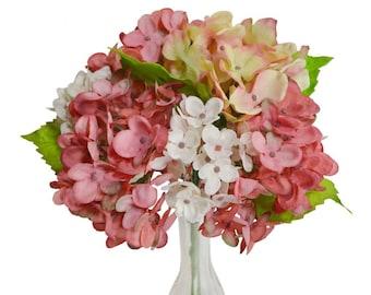 "15"" Hydrangea Bouquet"