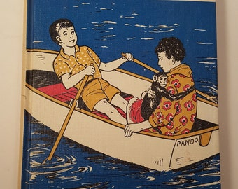 Robert Rows the River by Carolyn Haywood Hardcover 1965